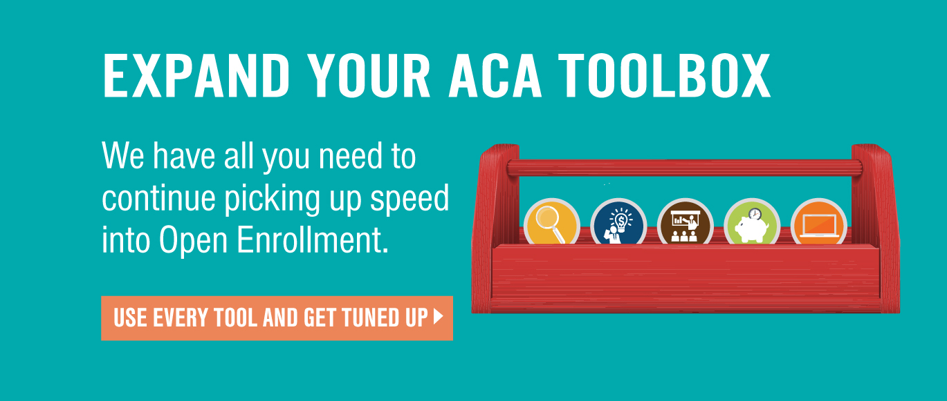 Expand your ACA Toolbox