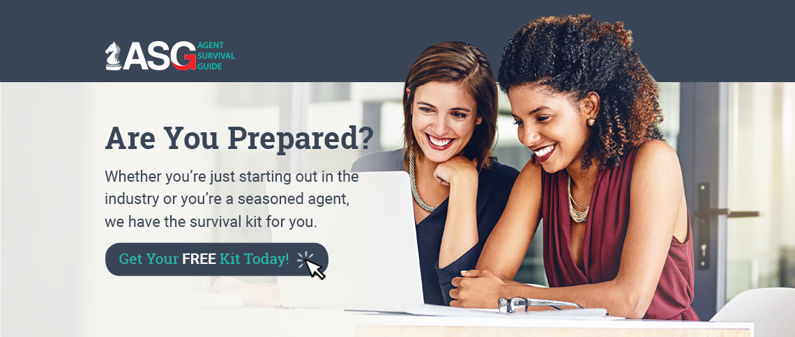 Grab the Ultimate Survival Kit for Insurance Agents!
