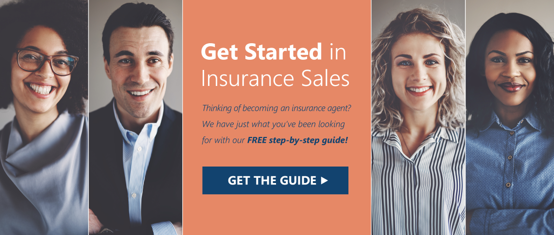 Get Started in Insurance Sales Today