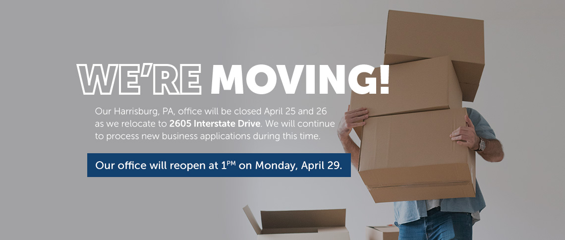 We're moving! See you Monday!